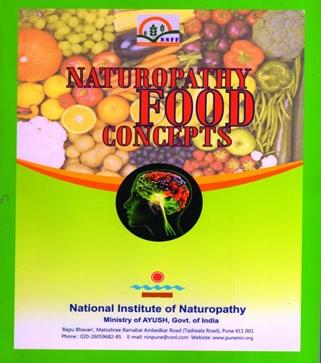 Naturopathy Food Concept